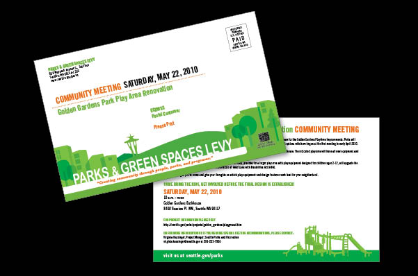 Parks & Green Spaces Levy