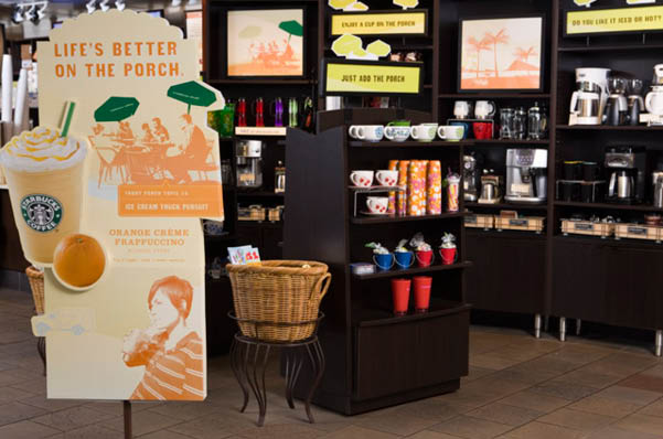 starbucks product portfolio The product portfolio of starbucks is vast in terms of the product line, while the product mix may not be that wide of a range but they focus on their main idea of coffee and innovate new ideas in a creative way.