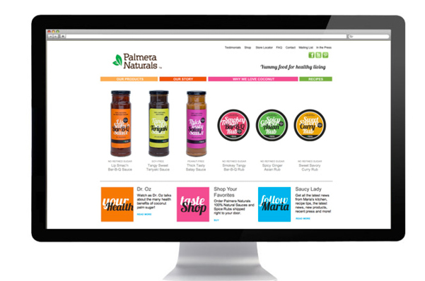 portfolio interactive web parker design house